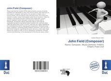 Portada del libro de John Field (Composer)