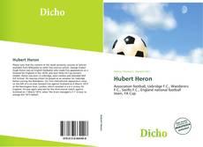 Couverture de Hubert Heron