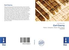 Обложка Carl Czerny