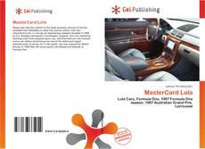 MasterCard Lola kitap kapağı