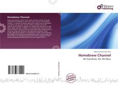 Capa do livro de Homebrew Channel