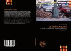 Capa do livro de La Guerra Gaucha