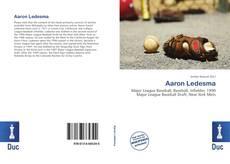Portada del libro de Aaron Ledesma