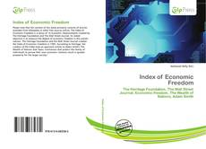 Buchcover von Index of Economic Freedom