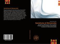 Обложка Socialisme et Démocratie
