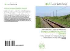 Bookcover of Bishop Auckland Railway Station