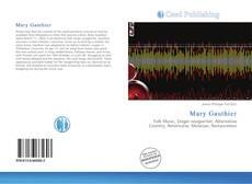 Mary Gauthier的封面