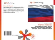 Copertina di Internet in Russia