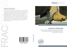 Capa do livro de Anderson Machado
