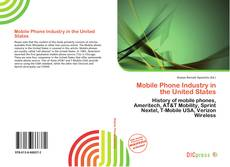 Buchcover von Mobile Phone Industry in the United States