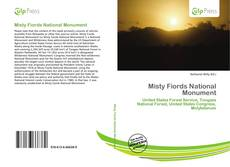 Bookcover of Misty Fiords National Monument