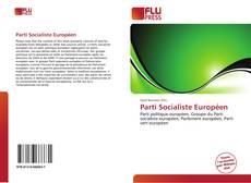 Portada del libro de Parti Socialiste Européen