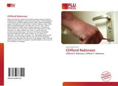 Bookcover of Clifford Robinson