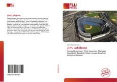 Capa do livro de Jim Lefebvre