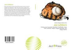 Capa do livro de Joe Lefebvre
