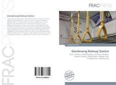 Bookcover of Dandenong Railway Station