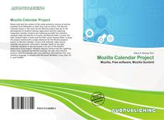 Обложка Mozilla Calendar Project