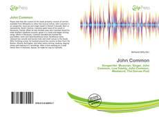 Capa do livro de John Common