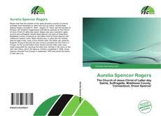 Couverture de Aurelia Spencer Rogers