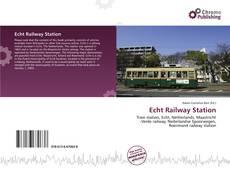 Capa do livro de Echt Railway Station