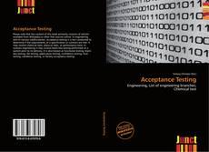 Acceptance Testing kitap kapağı