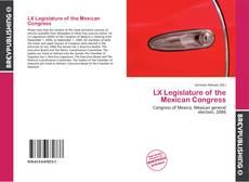 Copertina di LX Legislature of the Mexican Congress
