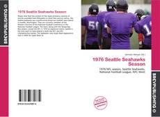 Borítókép a  1976 Seattle Seahawks Season - hoz