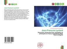Portada del libro de Jean-François Lyotard