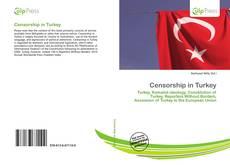 Bookcover of Censorship in Turkey