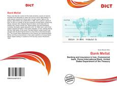 Bookcover of Bank Mellat