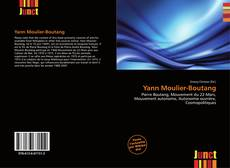 Bookcover of Yann Moulier-Boutang