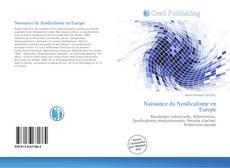 Bookcover of Naissance du Syndicalisme en Europe