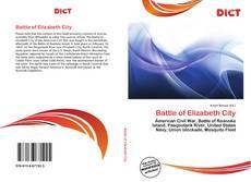 Copertina di Battle of Elizabeth City