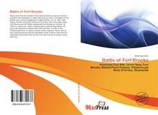 Bookcover of Battle of Fort Brooke