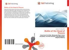 Buchcover von Battle of the Head of Passes