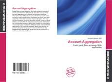 Buchcover von Account Aggregation