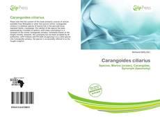 Обложка Carangoides ciliarius