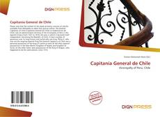 Bookcover of Capitanía General de Chile