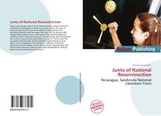 Bookcover of Junta of National Reconstruction