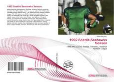 Bookcover of 1992 Seattle Seahawks Season
