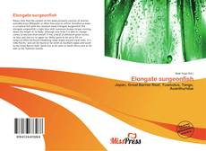 Bookcover of Elongate surgeonfish