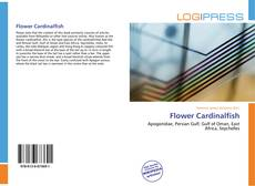 Bookcover of Flower Cardinalfish