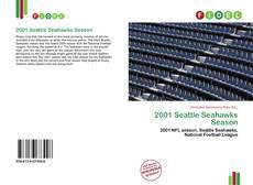 Обложка 2001 Seattle Seahawks Season