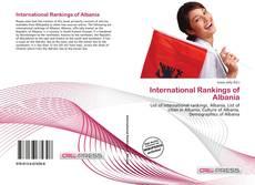 Portada del libro de International Rankings of Albania