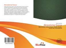 Bookcover of Atrosalarias fuscus
