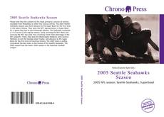 Copertina di 2005 Seattle Seahawks Season