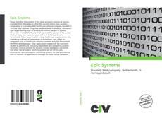 Buchcover von Epic Systems