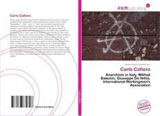 Carlo Cafiero kitap kapağı