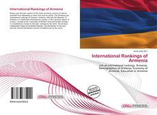Buchcover von International Rankings of Armenia