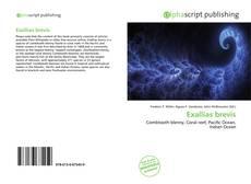 Обложка Exallias brevis